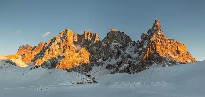 Pale di San Martino: workshop fotografico