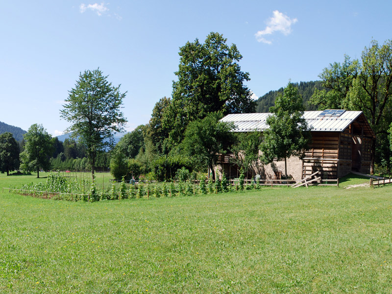 campo Custode in Val Canali 2