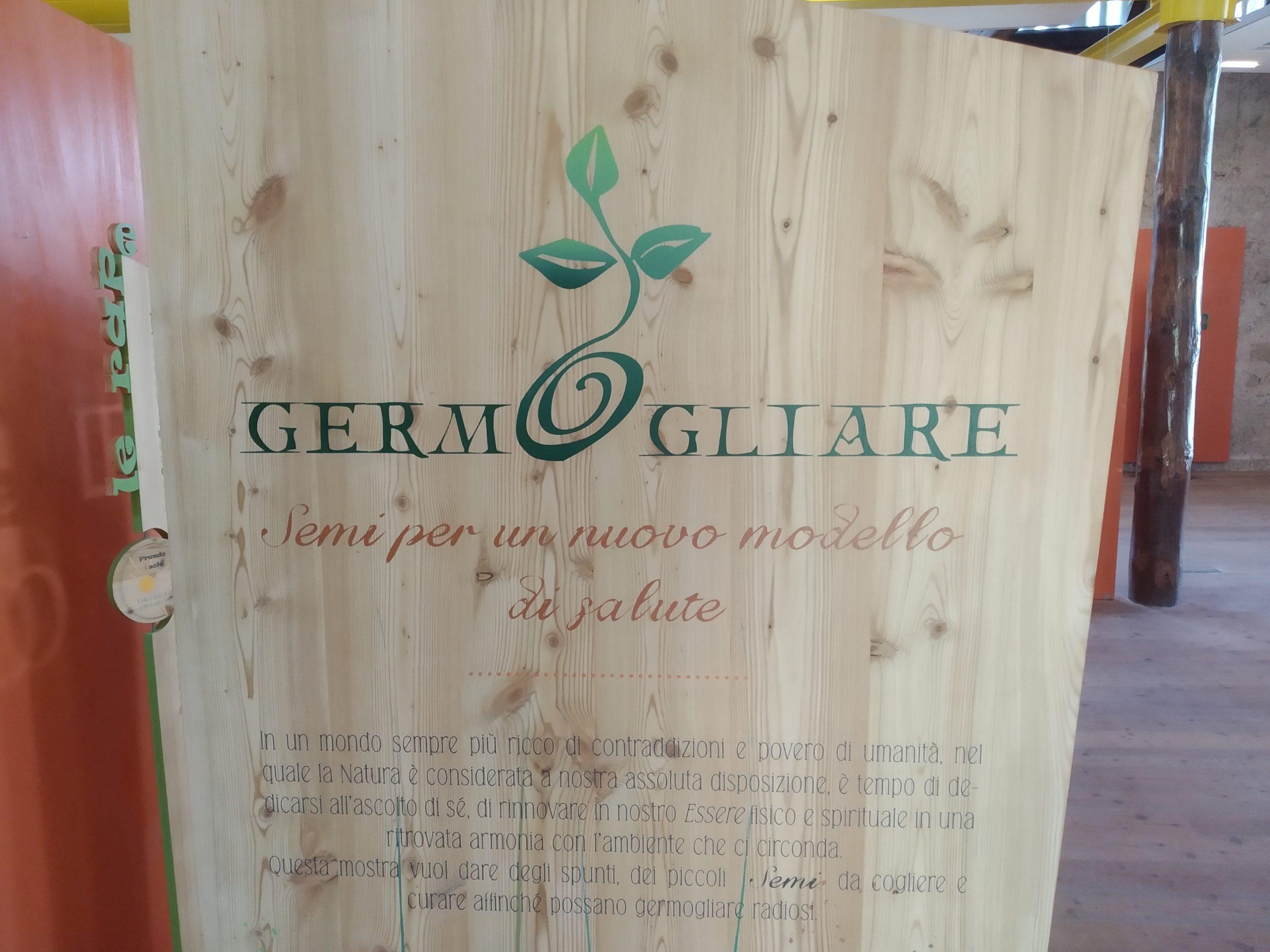 Germogliare logo